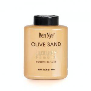 Olive Sand Luxury Powder 3 oz.
