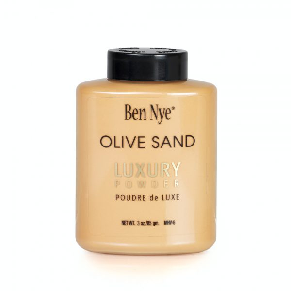 Olive Sand Luxury Powder 3 oz.