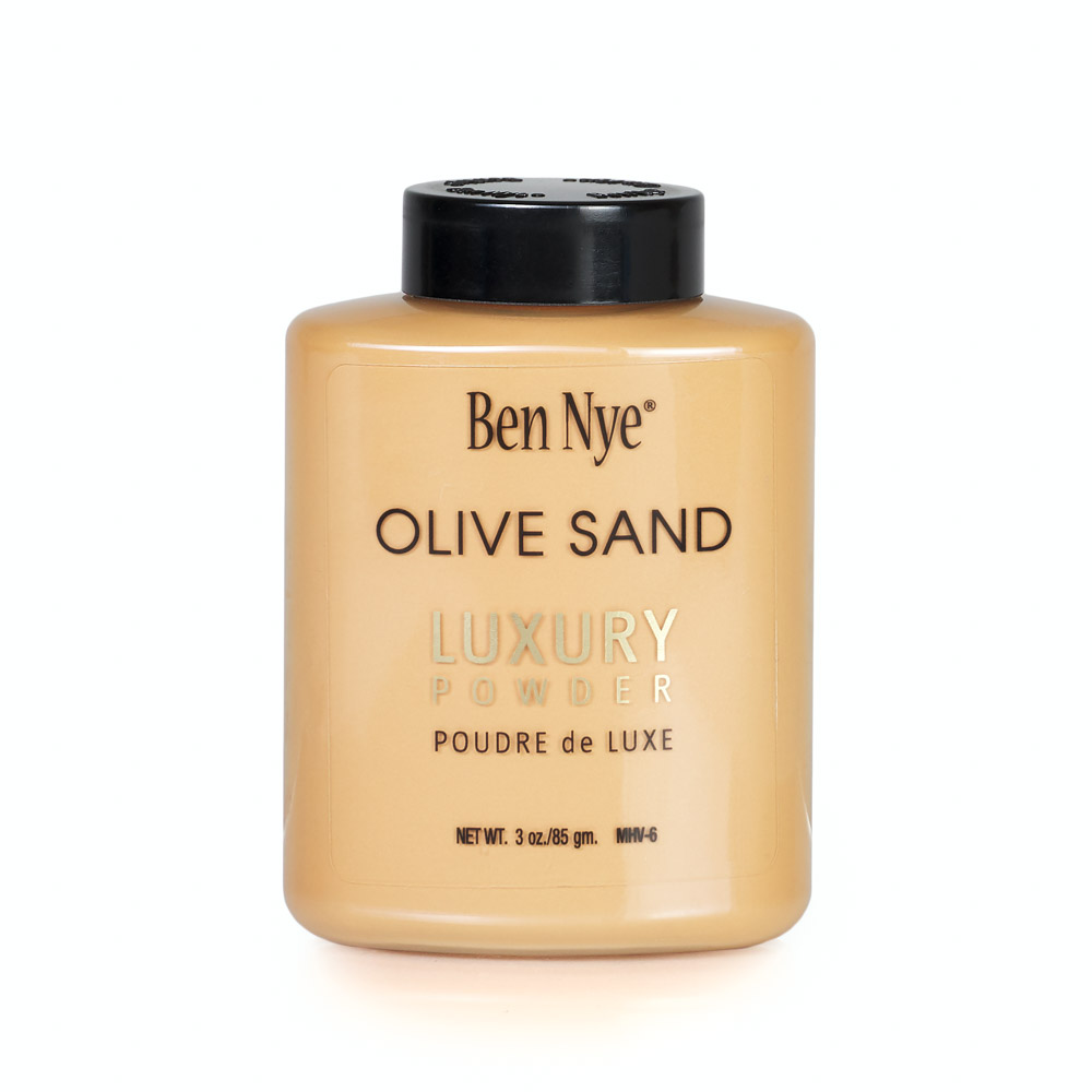 Olive Sand Luxury Powder