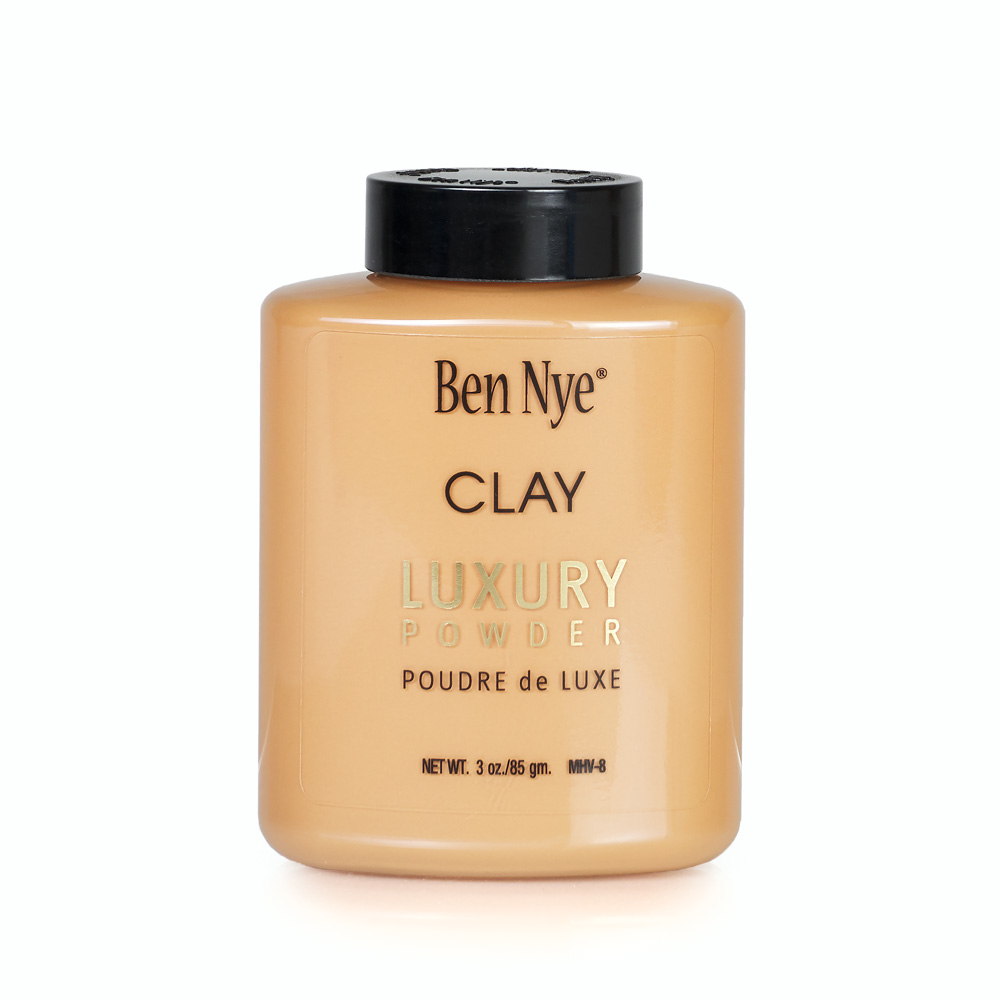 Clay Luxury Powder