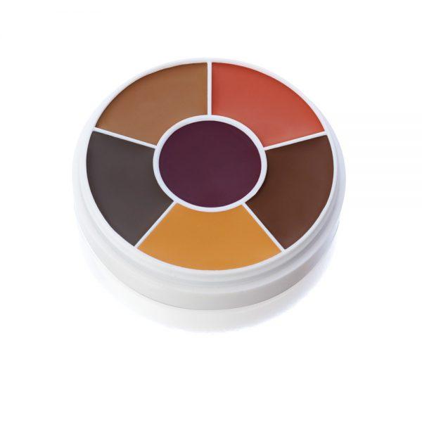 Contour Wheel Dark Brown