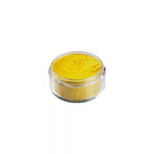 Sun Yellow Sparkle Powder