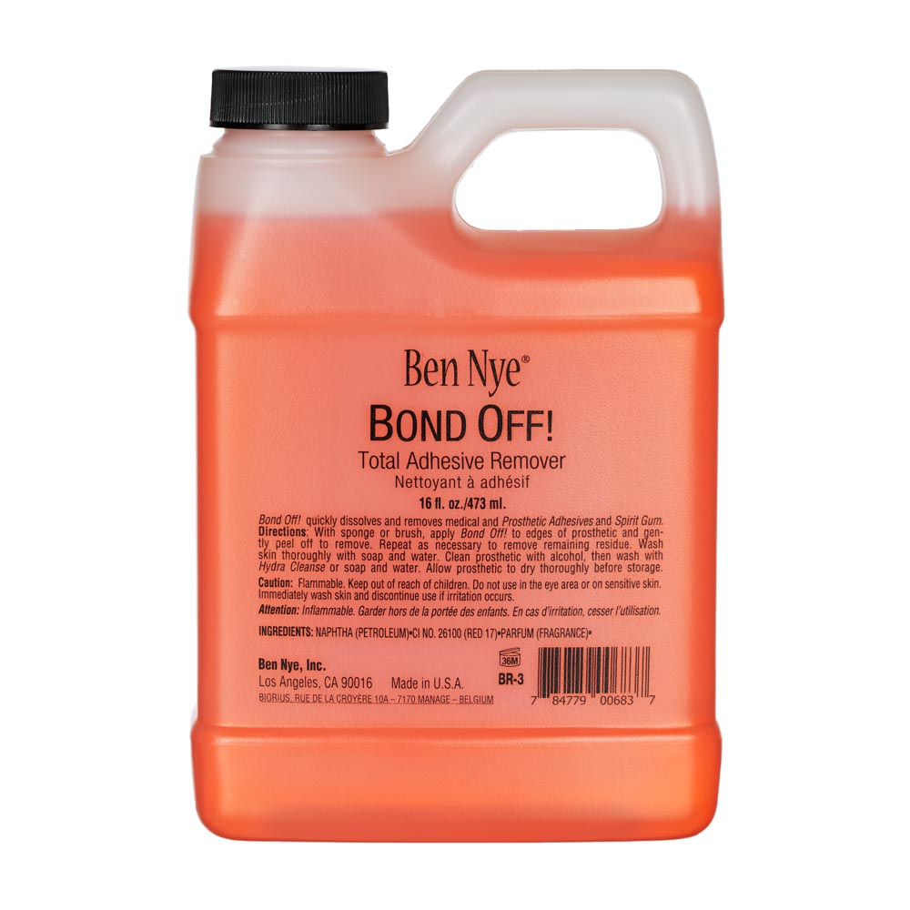 Bond Off! Adhesive Remover