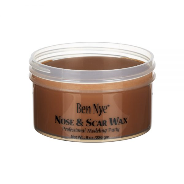 Nose Scar Wax Brown 8 oz.