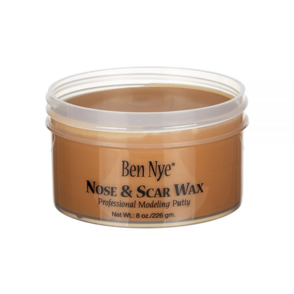 Nose Scar Wax Light Brown 8 oz.