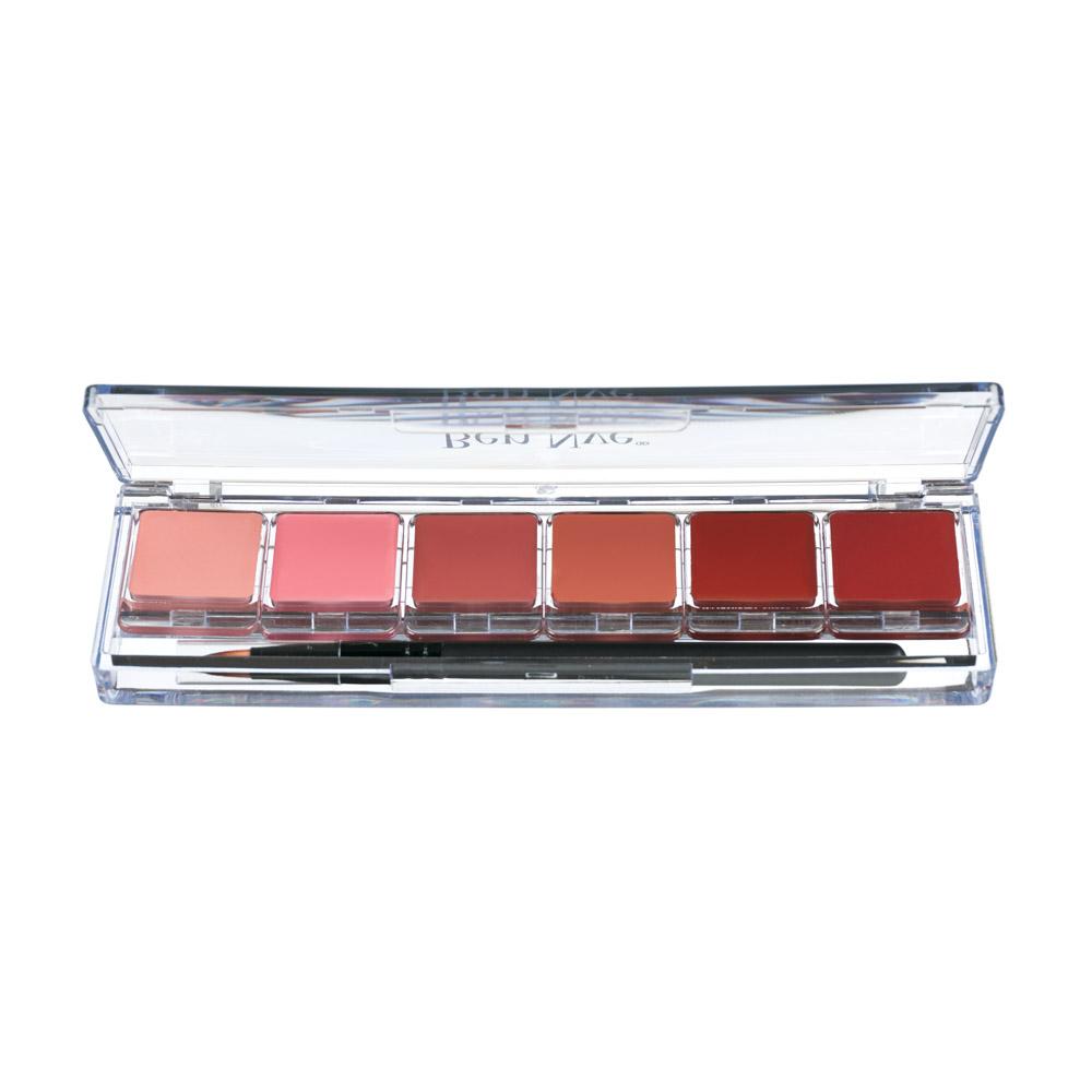 Natural Lip Color Palette