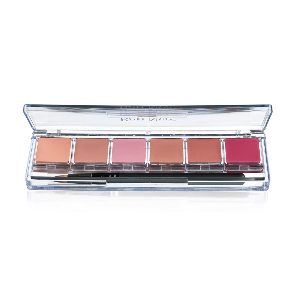 Nudes Lip Color Palette