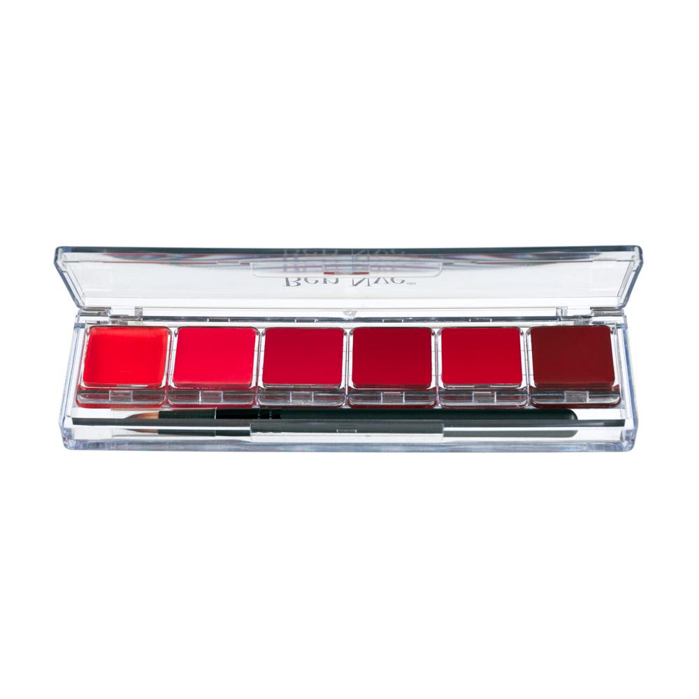 Reds Lip Color Palette