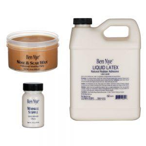 Latex and Wax