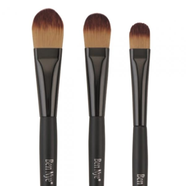 Ben Nye Foundation and Contour Brushes