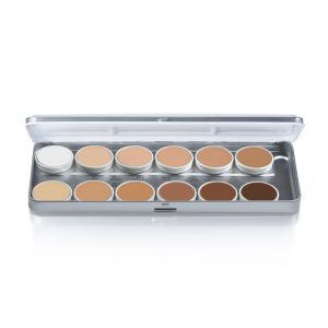 Theatrical Foundation Palette