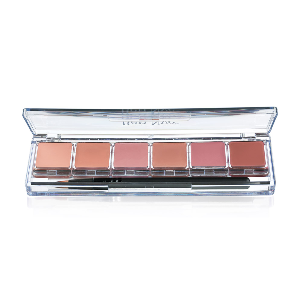Nudes Lip Color Palette