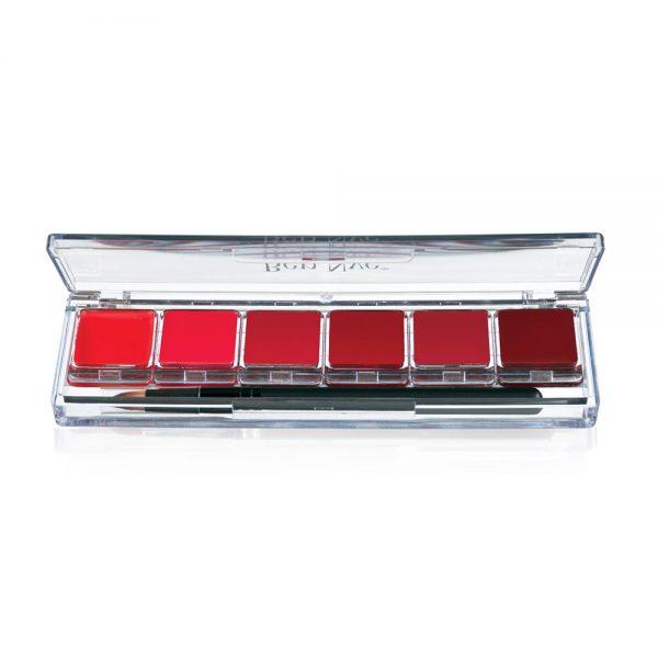 Reds Lip Palette